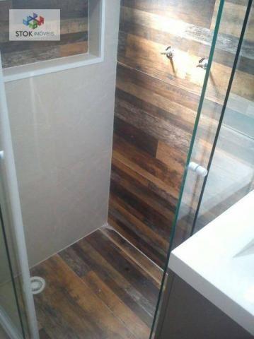 Apartamento com 2 dormitórios à venda, 50 m² por R$ 255.000,00 - Jardim Cocaia - Guarulhos - Foto 5