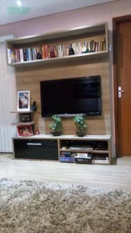 Apartamento com 2 dormitórios à venda, 50 m² por R$ 250.000 - Parque Maria Helena - Guarul - Foto 9
