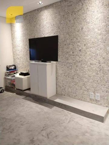 Apartamento amplo com 3 suítes e 3 vagas à venda, 182 m² por R$ 1.300.000 - Vila Rosália - - Foto 9