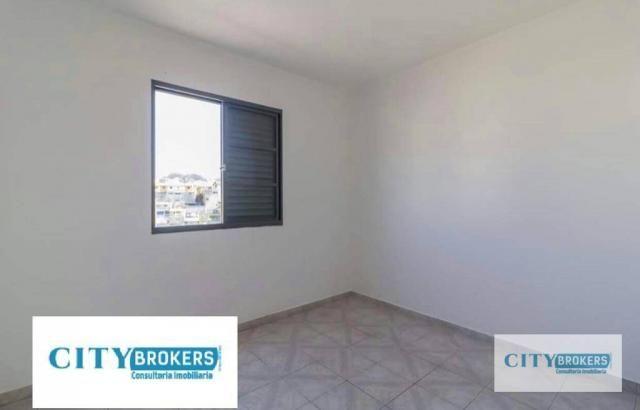 Apartamento com 2 dormitórios à venda, 50 m² por R$ 220.000,00 - Vila Rio de Janeiro - Gua - Foto 8
