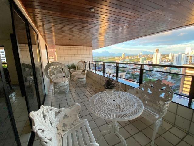 Cobertura duplex com 04 suites no bairro mauricio de nassau em Caruaru - Foto 18