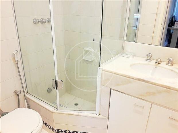 Apartamento à venda com 2 dormitórios em Lagoa, Rio de janeiro cod:835667 - Foto 16