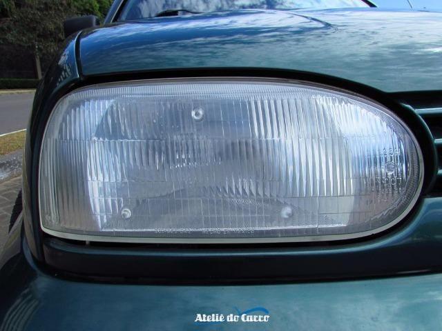 Golf GL 1.8 Mi 1997 45.000 km Originais - Único Dono - Ateliê do Carro - Foto 7