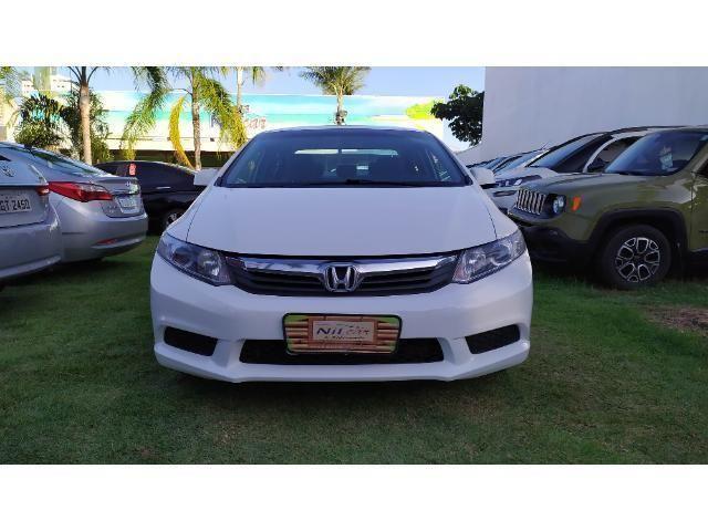 Civic Sedan LXS 1.8 Flex Mec. 4P