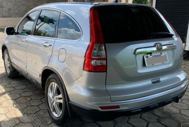 Honda CRV 2.0 EXL 4X4 Gasolina Automático 2011/2011