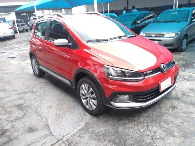 VW Novo Crossfox 1.6 Flex - Único dono - Foto 2