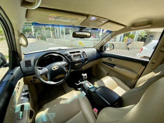 Toyota Hilux Sw4 - Srv 3.0 4x4 - 7 lugares - 2013/2014- muito conservada - Foto 13