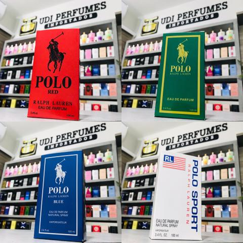 Perfume Importado Polo 100ml - Ótimas Fragrâncias!!!