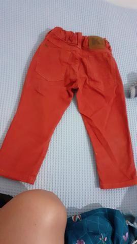Calça masculina infantil nova - Foto 2