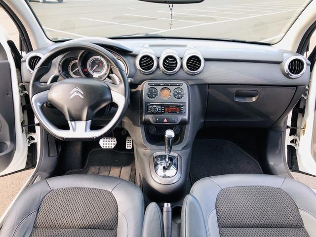 Citroen C3 Exclusive 1.6 automático 2013 Vendo, troco e financio - Foto 8
