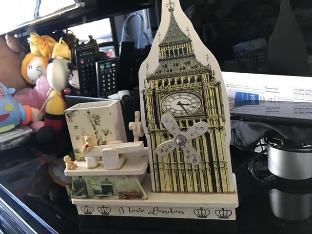 Big Ben Musical ( Enfeite de Londres )