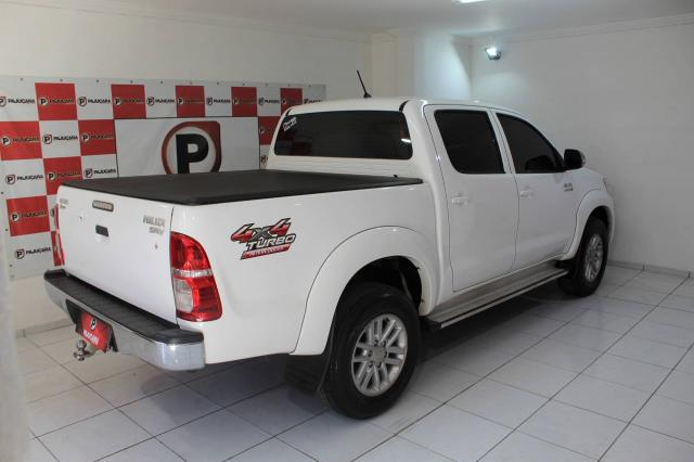 HILUX 2014/2015 3.0 SRV TOP 4X4 CD 16V TURBO INTERCOOLER DIESEL 4P AUTOMÁTICO - Foto 5