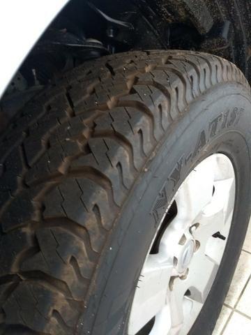 Frontier XE 2.5 4x4 - Diesel - 2010/2011 - Foto 9