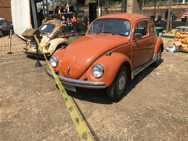 Vendo Fusca 1500L Ano 1973 - Foto 3