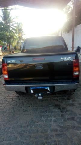 Hilux 2011 automática SRV