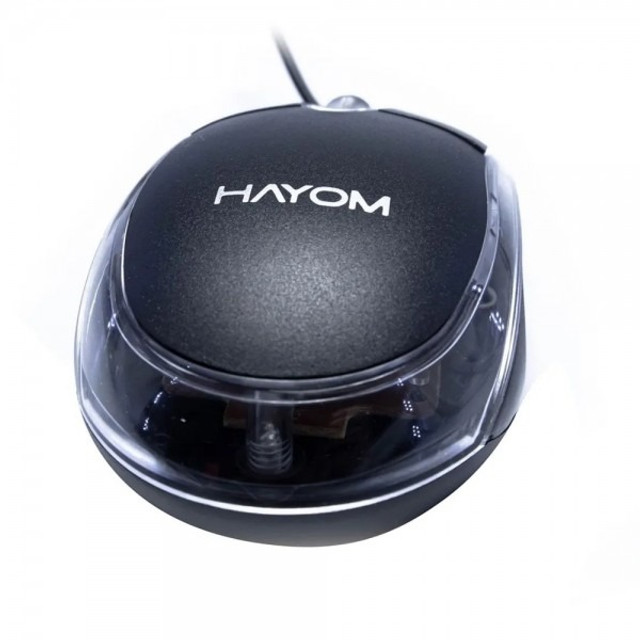 Mouse usb MU2914 - Com fio  Hayom - Foto 2