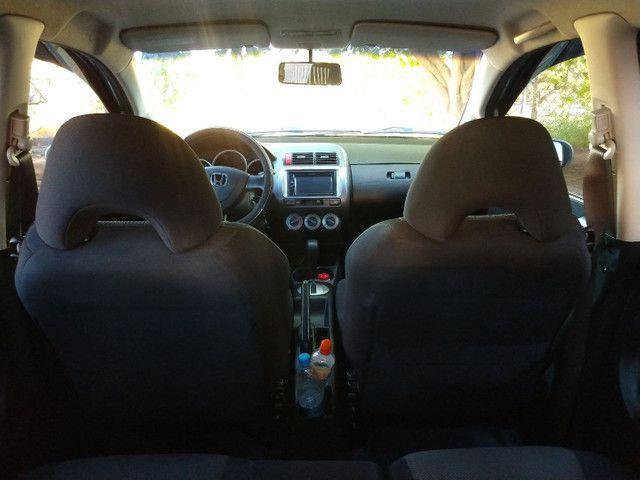 Vendo Honda Fit EX1.5 automático completo!! - Foto 16