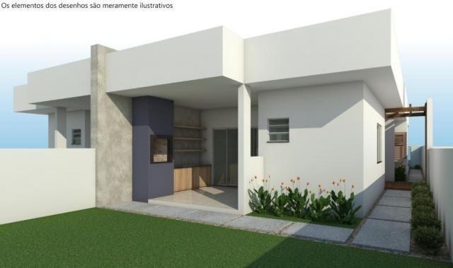 Casa à venda com 3 dormitórios em Volta ao mundo i, Itapoá cod:5078_257 - Foto 2
