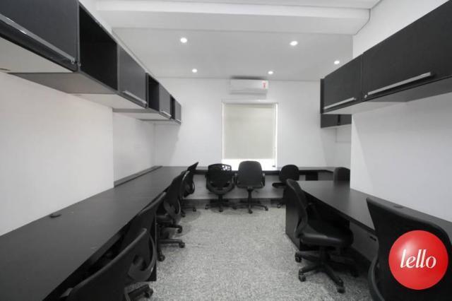 Escritório para alugar com 1 dormitórios em Brooklin, São paulo cod:212321 - Foto 4