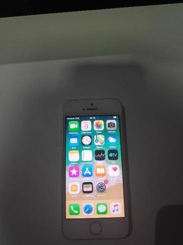 Iphone 5s dourado 32GB *Leia Descrição - Foto 2