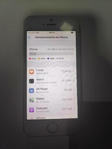 Iphone 5s dourado 32GB *Leia Descrição