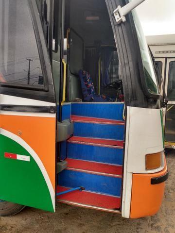 Ônibus rodoviário motor dianteiro - Foto 4