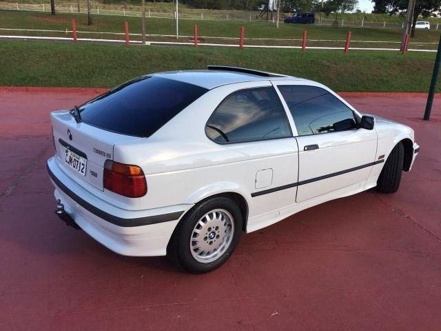 Bmw 318i 1.8 Compact 16v 1995/1995 - Foto 4