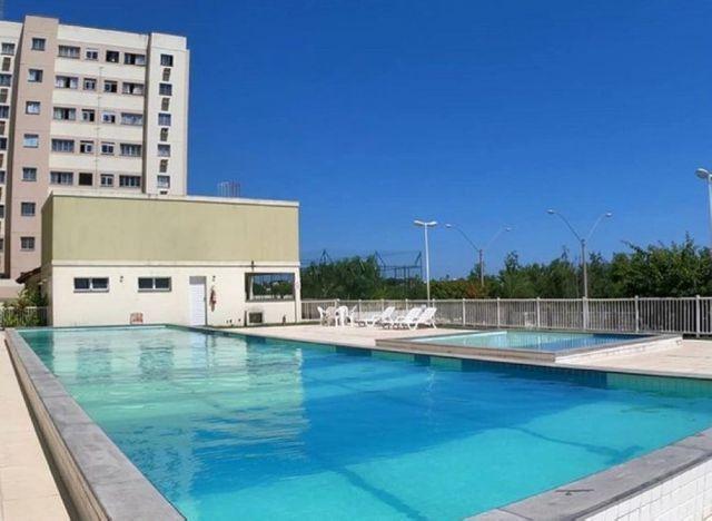 WC - >> Apartamento 2 Quartos Cond. Vista de Manguinhos - R$ 125.000,00 - Foto 10
