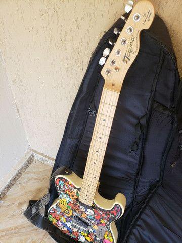 Guitarra Telecaster Tagima versão especial Marcinho Eiras - Foto 2