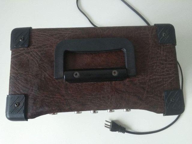 Caixa Amplificador Violão Sheldon Vl2800 15w