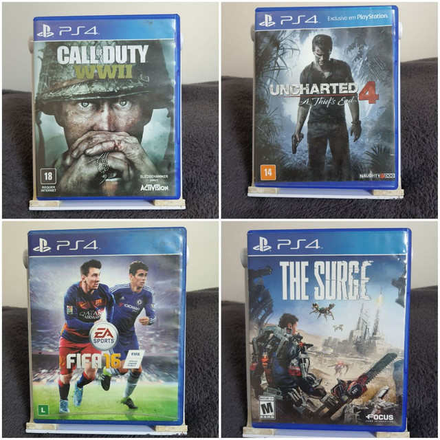 Jogos XBOX ONE e PS4 - Foto 4