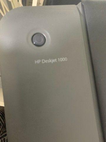 Impressora HP DESKJET 1000 - Foto 4