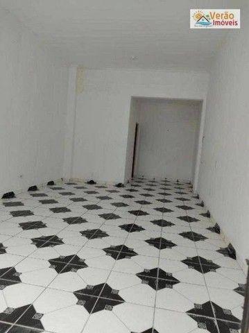 Salão à venda, 41 m² por R$ 95.000 - Suarão - Itanhaém/SP