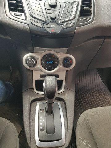 Ford Fiesta hatch 1.6 flex automático completo - 2014 - Foto 12