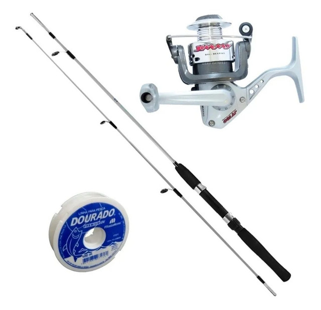 kit de pesca (NOVO)