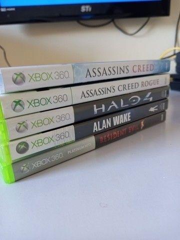 Jogos xbox 360 originais  - Foto 2
