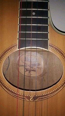 violão tagima america dallas  - Foto 3