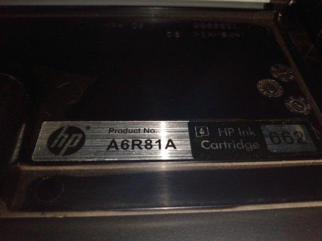 Impressora  Scanner HP Modelo Ink Advantage3516 - Foto 3