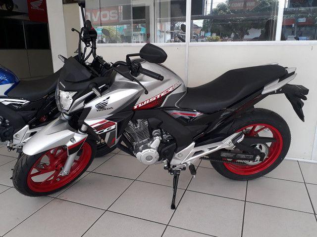 Moto Honda Cb Twister 250 Entrada: 2.000 Financiada!!! - Foto 8