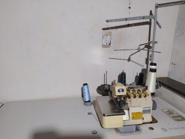 Máquinas costura industriais