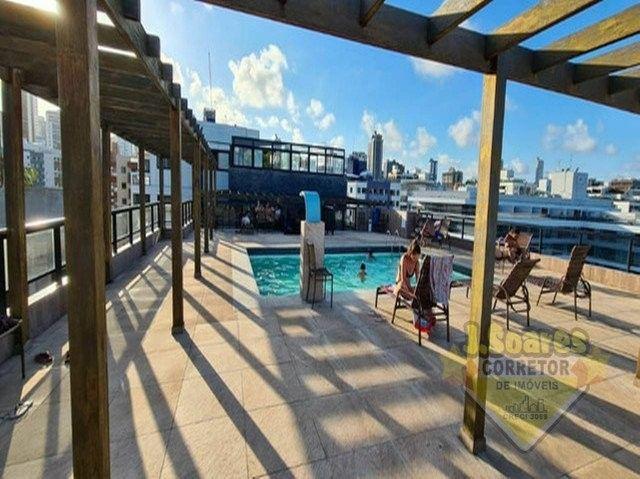 Cabo Branco, Mobiliado, 1 quarto, 36m², R$ 2300, Aluguel, Apartamento, João Pessoa - Foto 18