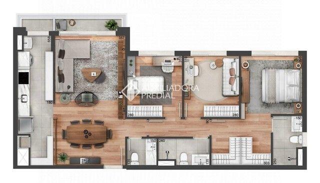 Apartamento à venda com 3 dormitórios em Petrópolis, Porto alegre cod:341641 - Foto 16