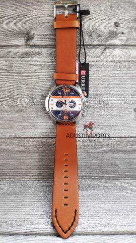Relógio Premium importado à pronta entrega! Novo e com garantia! - Foto 6