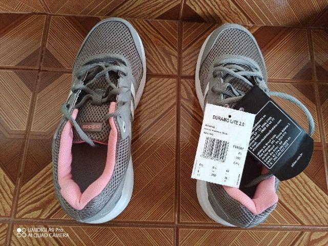 Tênis Adidas Duramo Lite 2.0 Feminino N 38 - Foto 2