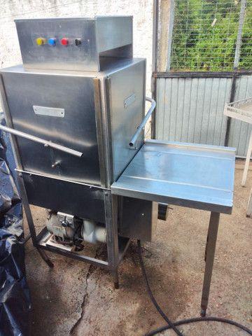 Máquina de lavar louça Hobart   - Foto 2