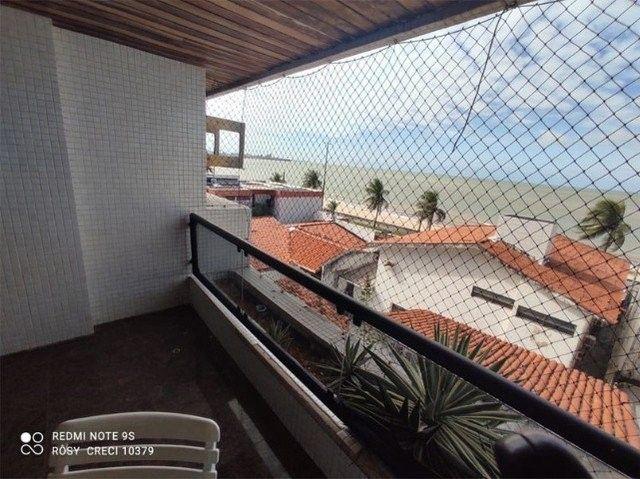 Manaíra, Mobiliado, 4 quartos, 120m², R$ 3.200, Aluguel, Apartamento, João Pessoa - Foto 2