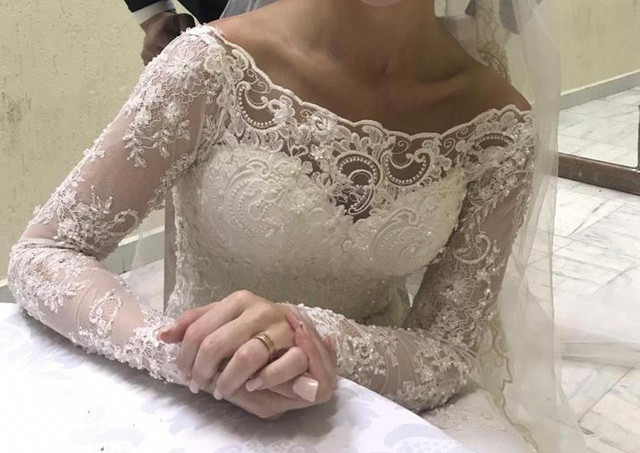 Vestido de noiva Carol Hungria  - Foto 2
