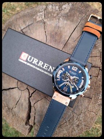 Relógio masculino Curren Original - Foto 2