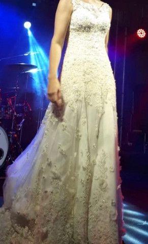 Vestido de noiva Carol Hungria  - Foto 3