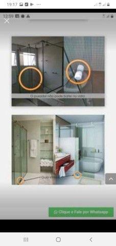 Fasso manutenção é vedações em todo tipo de vidro temperado  - Foto 5